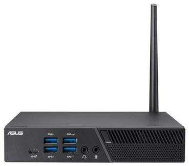 ASUS PB50-BR073MD, Mini-PC (schwarz, Windows 10 Pro 64bit)
