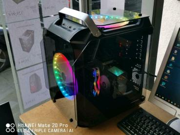 Game Aufrüst PC 6x3GHz i5-9500, RAM 16GB, SSD 512GB + 2TB, 650W, Windows 10 Pro