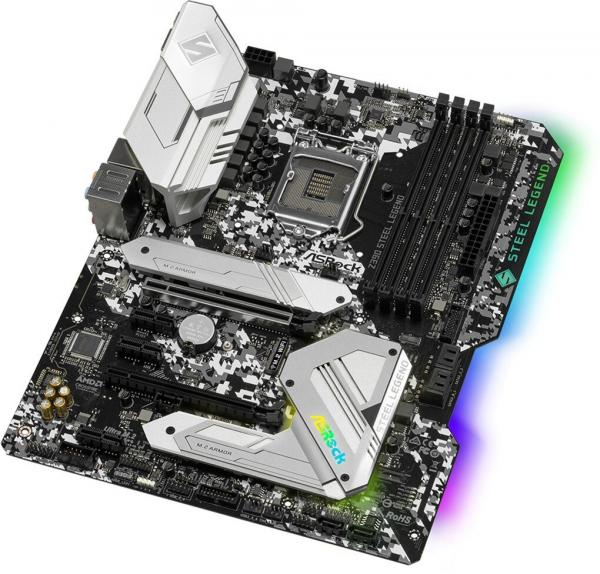 ASRock Z390 Steel Legend, Mainboard