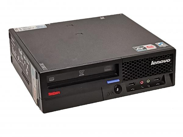 Office PC Lenovo ThinkCentre 14G AMD 2,10GHz, SSD 60GB, Win 7